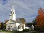 Elijah Kellogg Church in Harpswell Maine