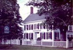 Harriot Beecher Stowe home in Brunswick Maine