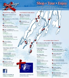 Holidays In Harpswell Brochure